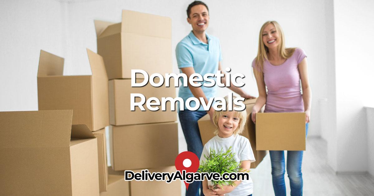 Domestic Removals Service - DeliveryAlgarve OG01