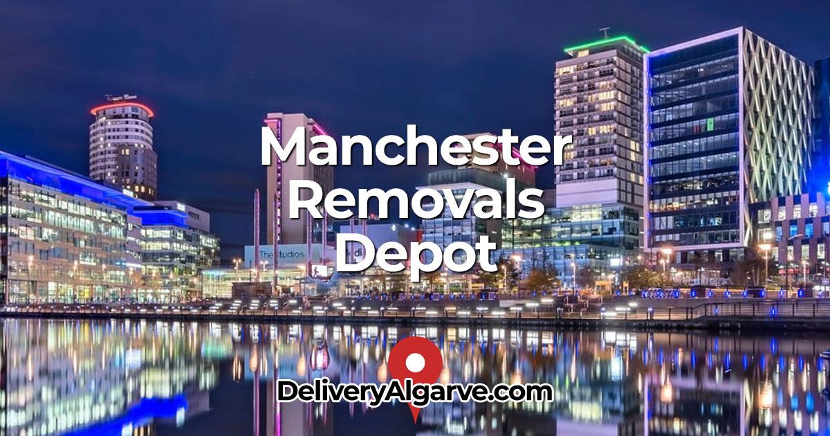 Manchester Removals Depot - DeliveryAlgarve OG01