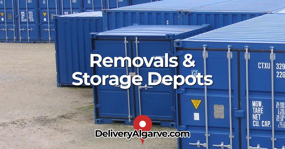 Removals & Storage Depots - DeliveryAlgarve OG01