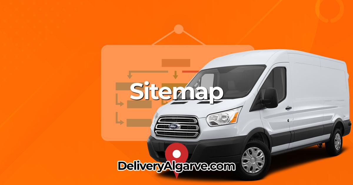 Sitemap - DeliveryAlgarve OG01