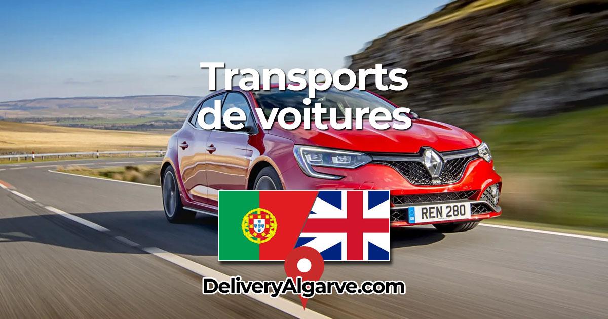 Transports de voitures - DeliveryAlgarve OG01
