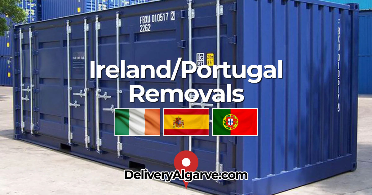 Ireland Portugal Removals
