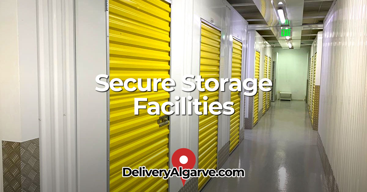 Secure Storage Facilities, Ireland and Portugal